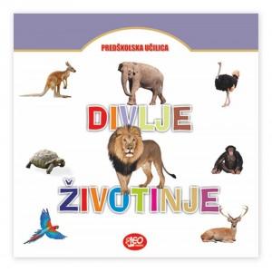 Divlje životinje - predškolska učilica