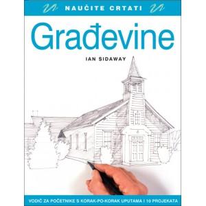 Građevine - naučite crtati
