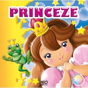 Princeze, knjiga za kupanje
