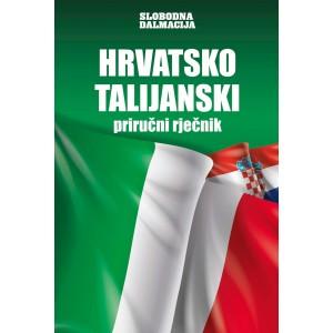 Hrvatsko - talijanski rječnik