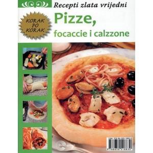 Pizze, focaccie i calzzone