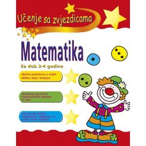 Matematika za dob od 3-4 godine