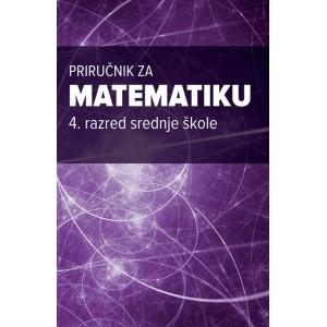 Matematika - 4. razred srednje škole