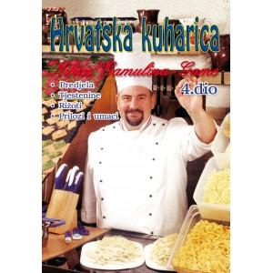 Hrvatska kuharica Nikice Gamulina 4.dio