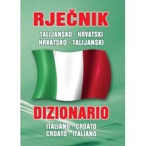 Rječnik talijansko - hrvatski, hrvatsko - talijanski