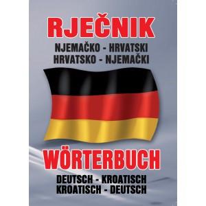 Rječnik njemačko - hrvatski, hrvatsko - njemački