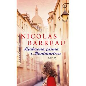Ljubavna pisma s Montmartrea - tvrdi uvez
